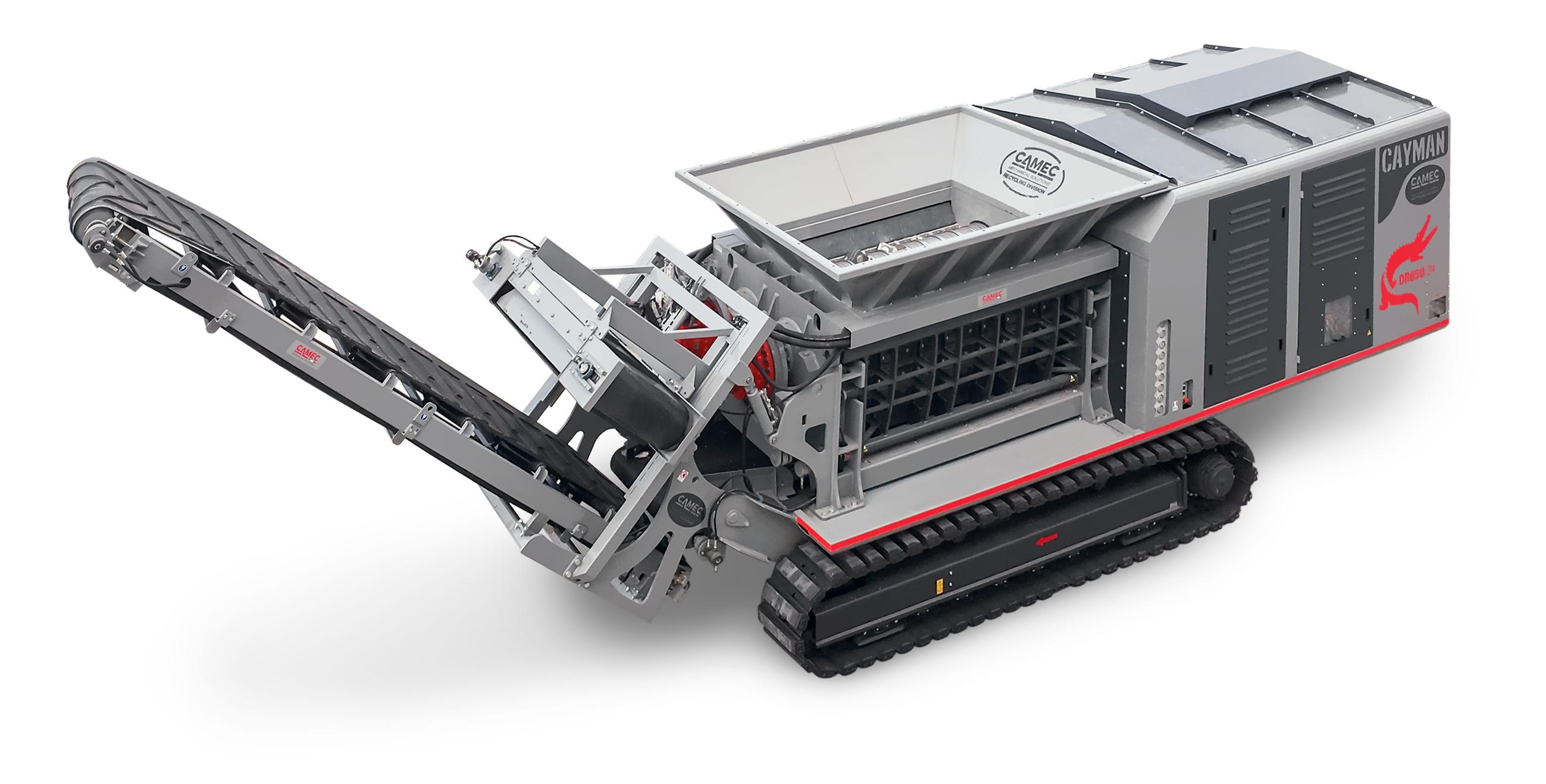 Mobile Shredder – DRM650