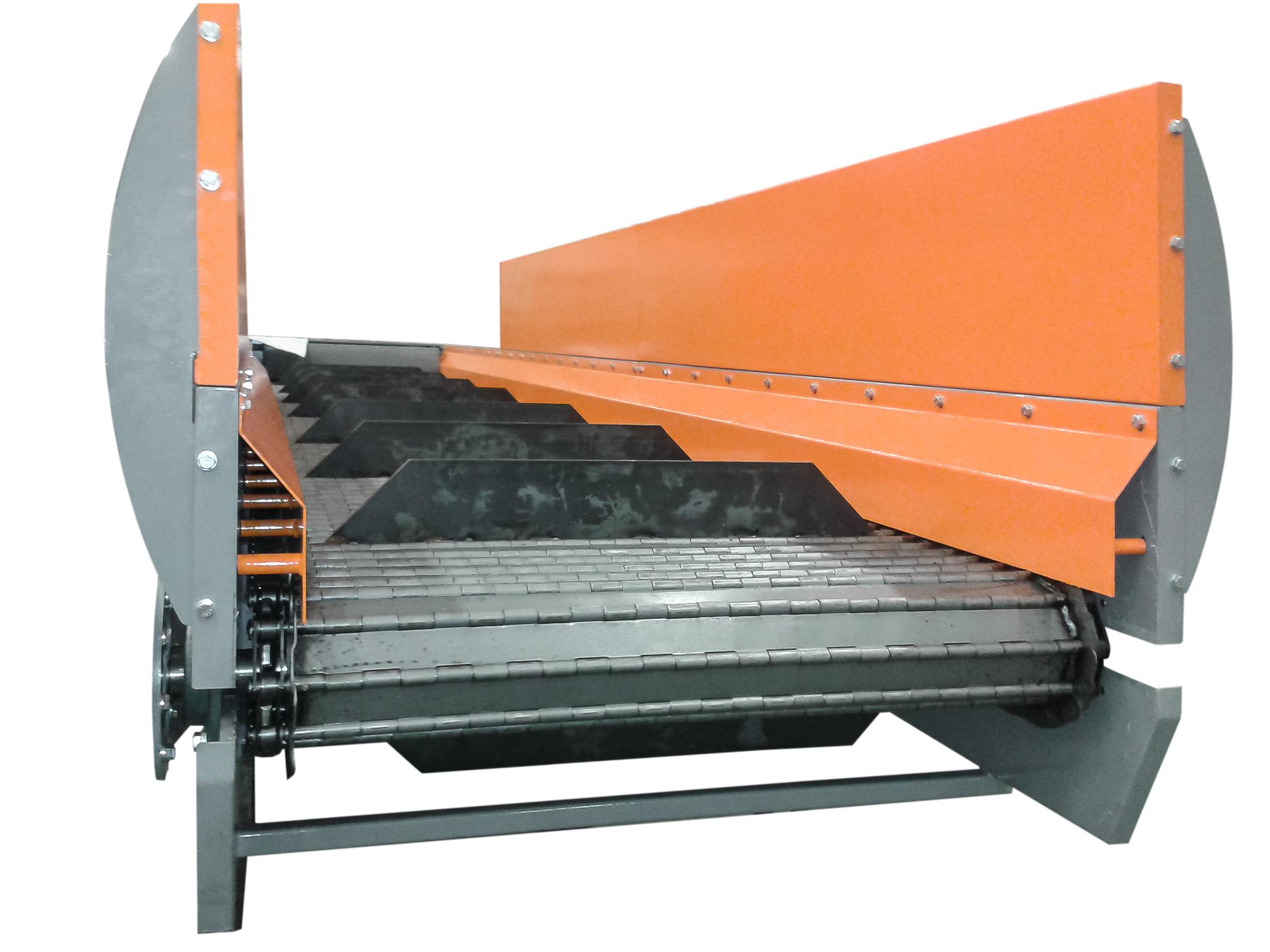 Metal conveyors