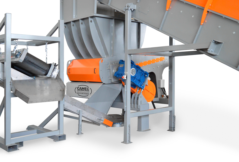 Plastic processing system