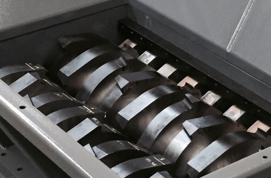 Triturador de dos ejes – TR2A520