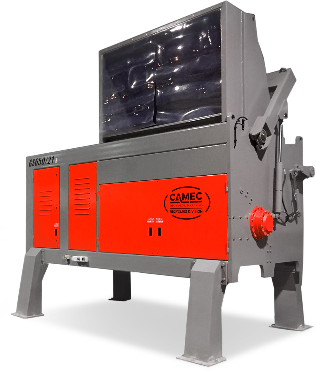 Triturador Monorrotor – GS650